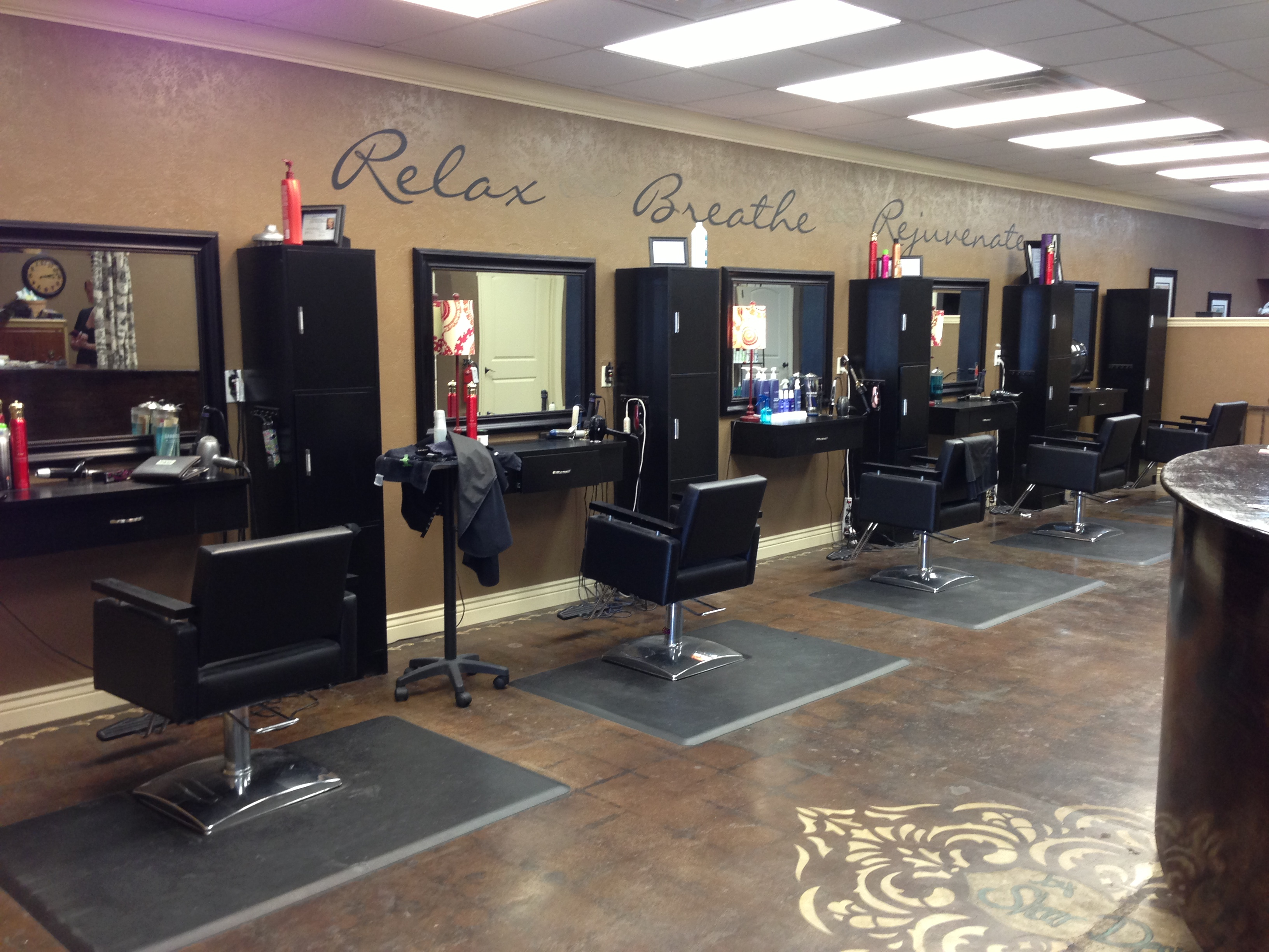 Downtown branson by shear design salon spa and boutique for A 1 beauty salon